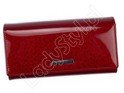 Portfel Gregorio PT-100 - Kolor czerwony