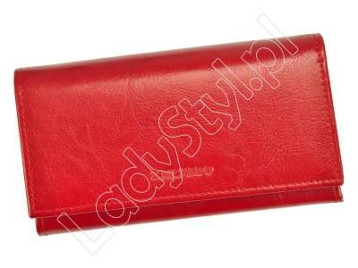 Portfel Z.Ricardo 036 - Kolor czerwony