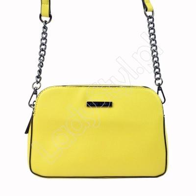 Torebka Pierre Cardin LF01 7520 - Kolor żółty