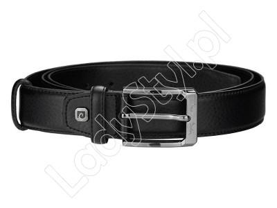 Pasek Pierre Cardin 5011 ROB01 BLACK