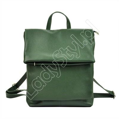 Plecak Luka 19-44 - Kolor zielony