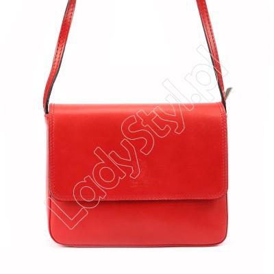 Torebka Florence 66 - Kolor czerwony