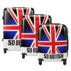 Walizka Ormi PC858# GREAT BRITIAN - Kolor wzór 1