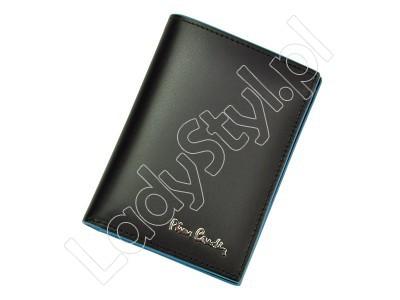 Etui Pierre Cardin PSP520.3 8814 - Kolor czarny
