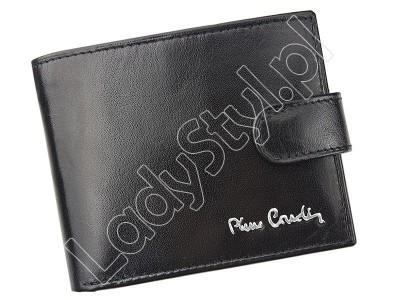 Portfel Pierre Cardin YS520.1 323A - Kolor czarny