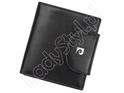 Portfel Pierre Cardin YS507.10 479 - Kolor czarny