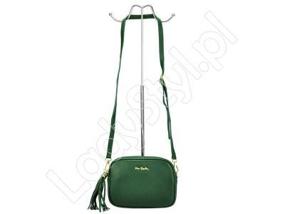 Torebka saszetka Pierre Cardin FRZ 1501 DOLLARO - Kolor zielony