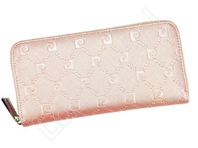 Portfel Pierre Cardin P79 8822A - Kolor różowy