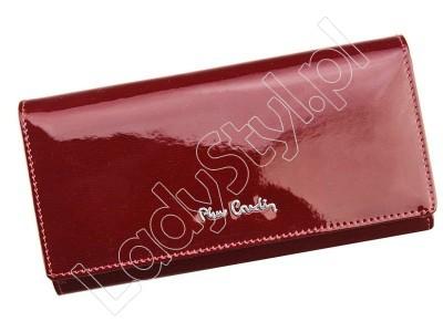 Portfel Pierre Cardin 05 LINE 100 - Kolor czerwony