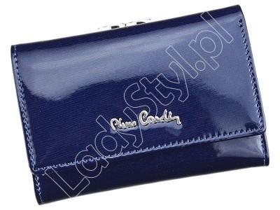 Portfel Pierre Cardin 05 LINE 117 - Kolor niebieski